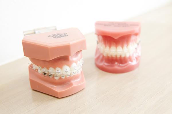 きれいな歯並びで、心の健康を